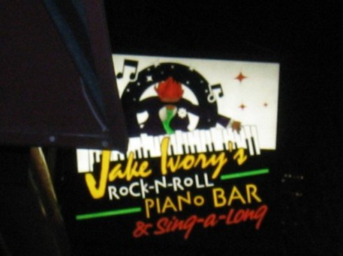 Jake Ivory's Dueling Piano Bar