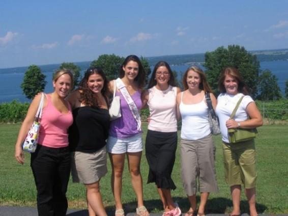 Seneca Lake Wine Tour