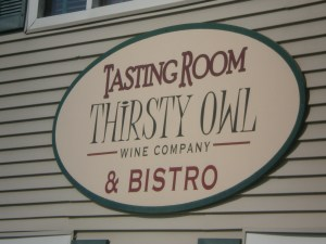 Thirsty Owl Winery