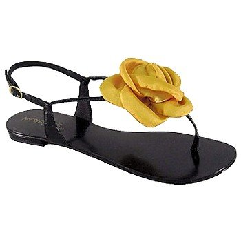 Matisse Black & Yellow Sandals- $118 Shoes.com