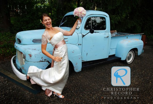 Pickup Bride