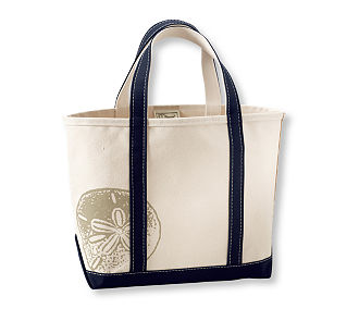 Boat and Tote- Sand Dollar $30-$34 L.L. Bean