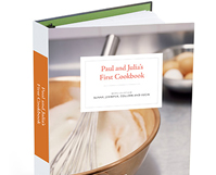 Personalized Cookbooks from TasteBook