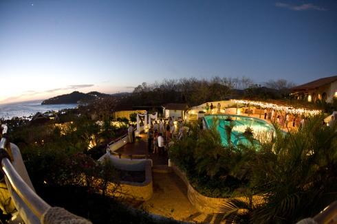 Reception- San Juan Del Sur
