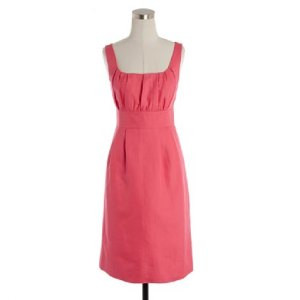 Cotton Candy Sydney Dress $225 J.Crew