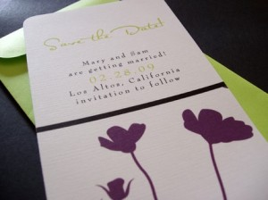 Zen Invitations 20 for $40