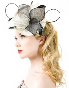 April Fascinator Headpiece