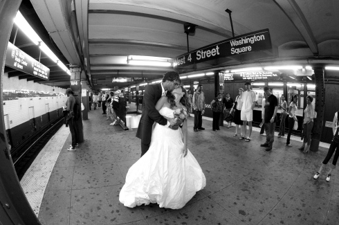 Subway Love...