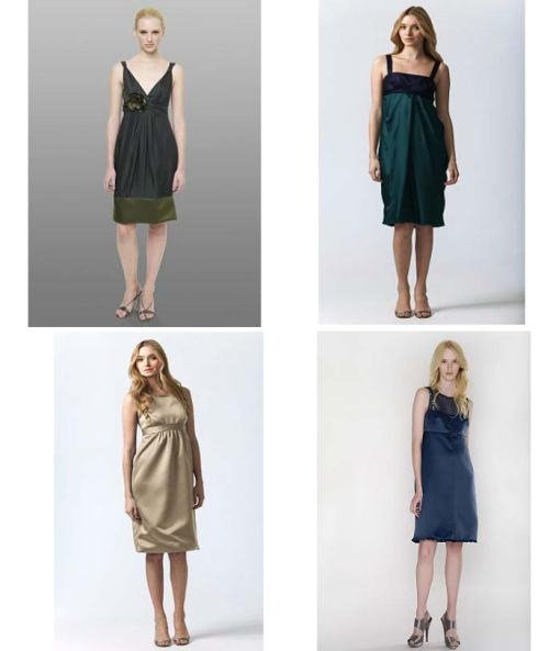 From Top: Dee $220, Lillian $230,  Alice $200 and Bridget $190