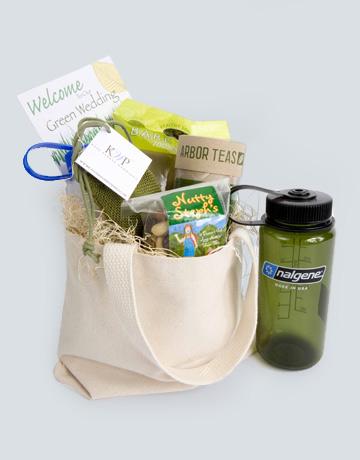 The Green Basket $42 ($45.50 w/ Nalgene bottle) plus s&h