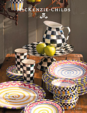 MacKenzie-Childs Tabletop Decor