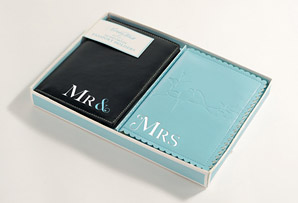 Mr. & Mrs. Passport Case