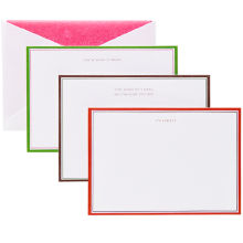 Kate Spade Thank You Notes $25
