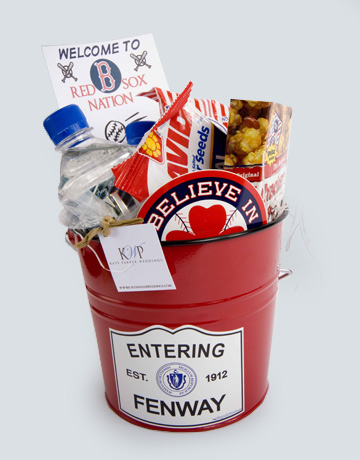 The Red Sox Basket $32 plus s&h