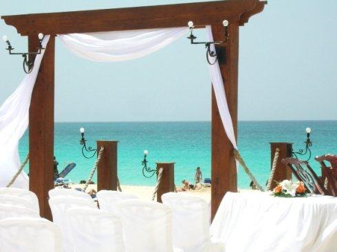 The Beach Altar