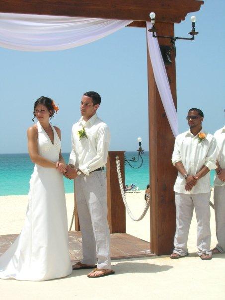 The Newlyweds...