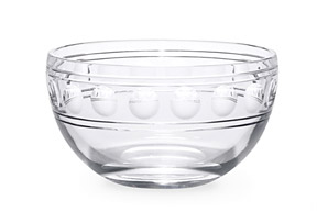 Pickney Street Peony Bowl $75