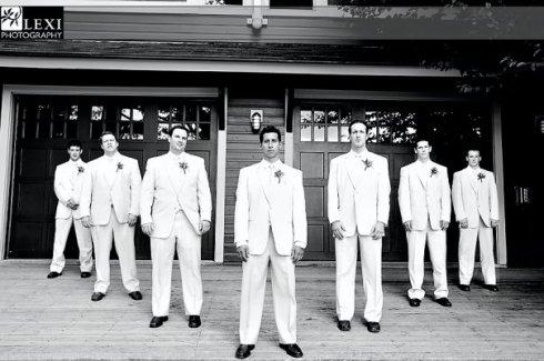The Men...
