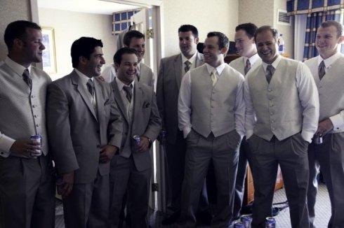 The guys...