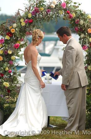 Sand Ceremony...