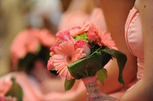 Bridesmaids...