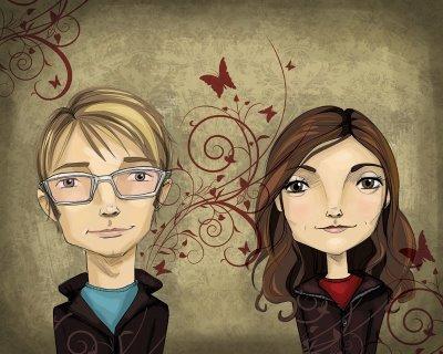 Angie & Jonathon