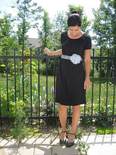 Soft Blue Gardenia Pin $41.99