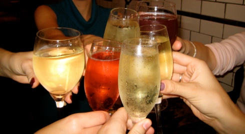 Cheers to KO!