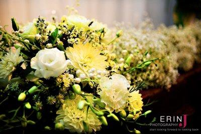 Bridal bouquets...