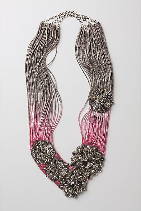 Aflush Necklace $198- Anthropologie