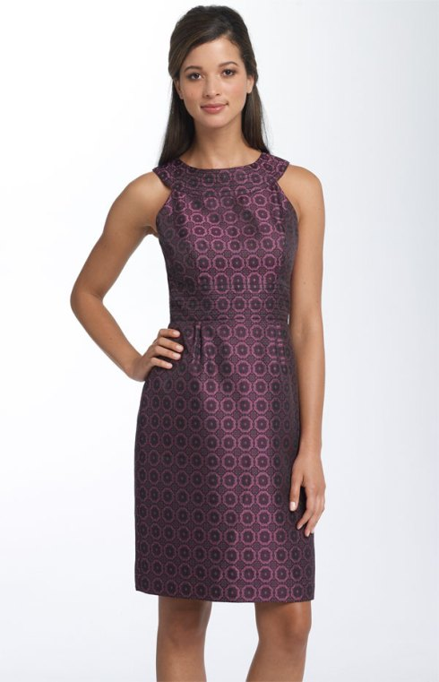 Muse Cutaway Sheath Dress- Nordstrom $148